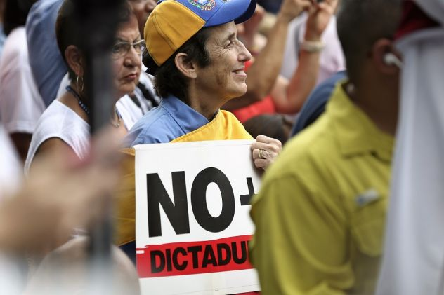 Borges: Venezuela is a sanctuary for the destruction of the free world