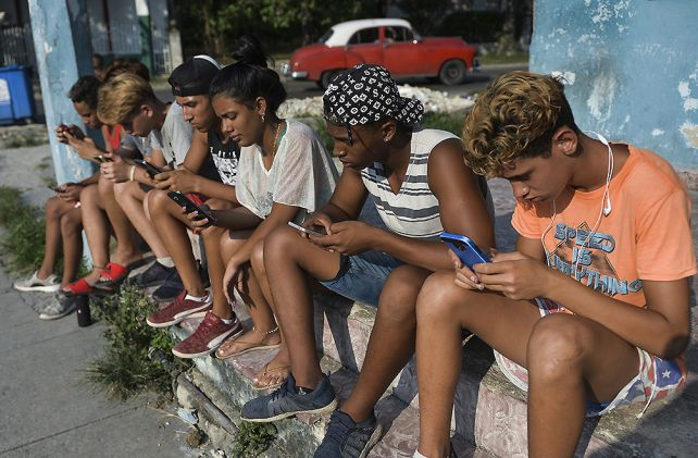 Cuba Controls Internet Networks To Block Opposition