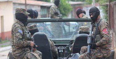Criminalidade é combatida em El Salvador