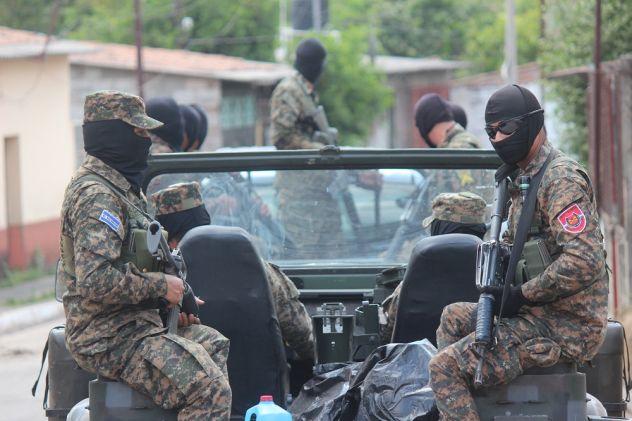 Crime Under Attack in El Salvador