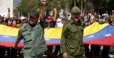 Forças Armadas cubanas controlam Venezuela