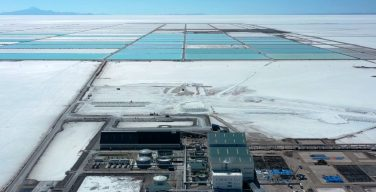 Chinese Companies To Exploit Bolivian Lithium