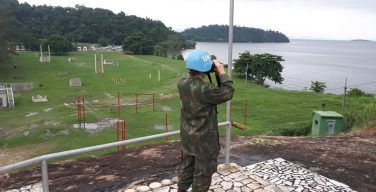 Brazil Prepares Female Contingent For UN Peacekeeping Missions