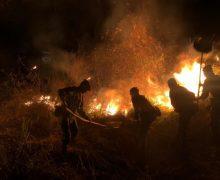 Militares adoptan nuevas herramientas para el combate al fuego en la Amazonia