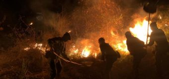 Service Members Add New Technologies To Fight Wildfires In The Amazon