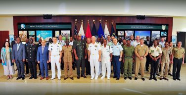 Defense Leaders Gather To Address Regional Threats At CANSEC