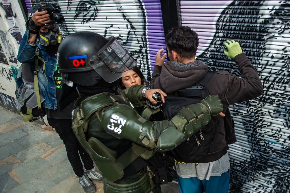 Colombia Expels 59 Venezuelans Accused of Threatening Security During Protests