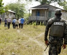 Honduran and Nicaraguan Armies Neutralize Criminals At Border