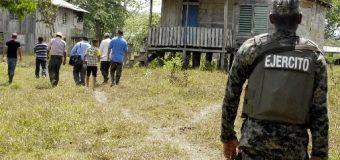 Exércitos de Honduras e Nicarágua neutralizam criminosos em sua fronteira