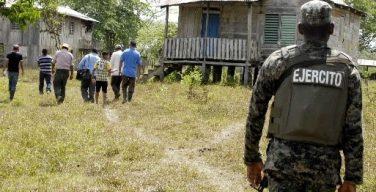 Honduran and Nicaraguan Armies Neutralize Criminals At Border