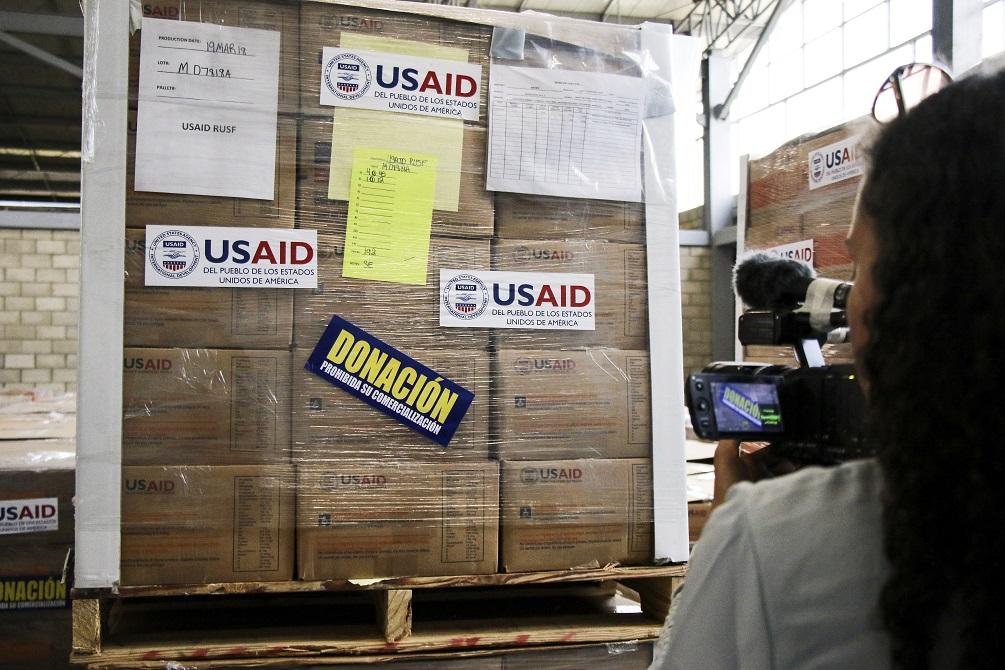 Cuatro alternativas que brindan los EE. UU. para salvar vidas en Venezuela