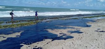 Pollutants Found On Brazil's Beaches Compatible With Venezuelan Oil