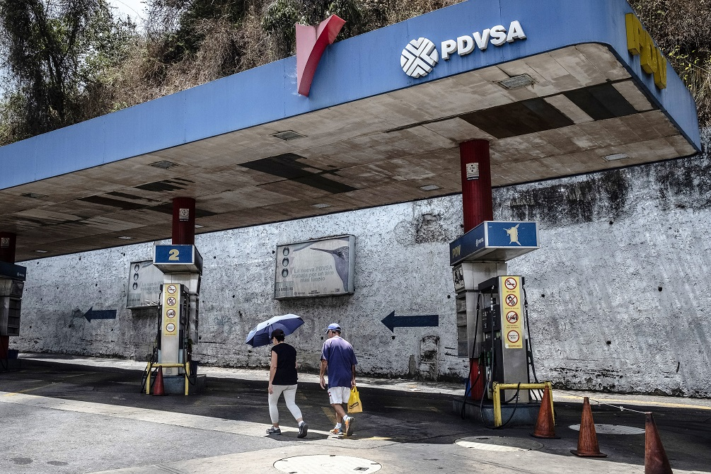 PDVSA Clings to Russian Lifelines To Survive Sanctions