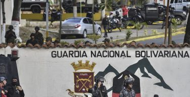 Corruption and Rivalry Among Venezuela's Military