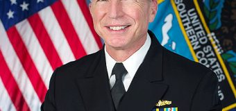 VOA Exclusive Interview With US Southern Command Chief, Admiral Craig Faller