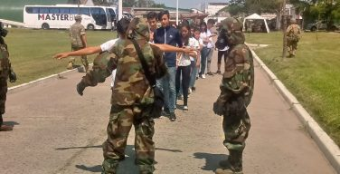 Argentine Navy Conducts Nuclear Emergency Simulation