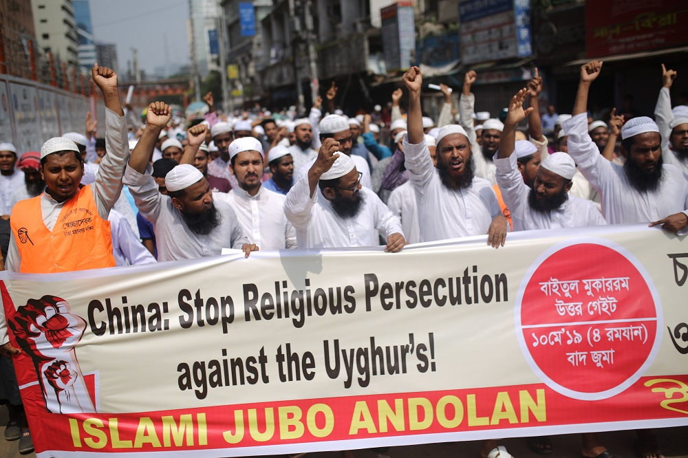 Beijing's Attack on Uighurs Isn't Counterterrorism