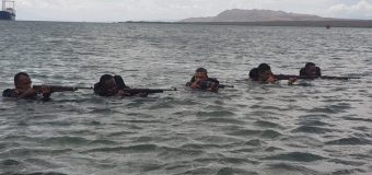 Colombian Navy Special Forces Provide Special Operations Training To Dominican Navy Commandos