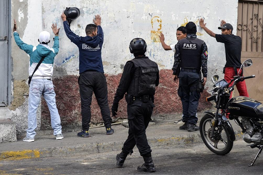 FAES, Maduro's 'Extermination Group'