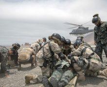 Marina de los EE. UU. finaliza intercambio de expertos médicos y entrenamientos en Perú
