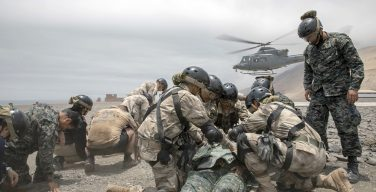 US Navy Completes Medical SMEEs, Training in Peru