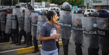 União Europeia pede sanções contra autoridades nicaraguenses
