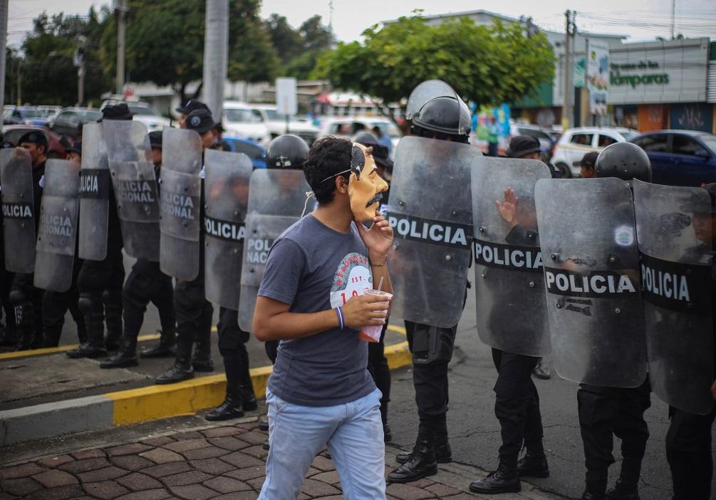 Unión Europea pide sanciones para autoridades nicaragüenses