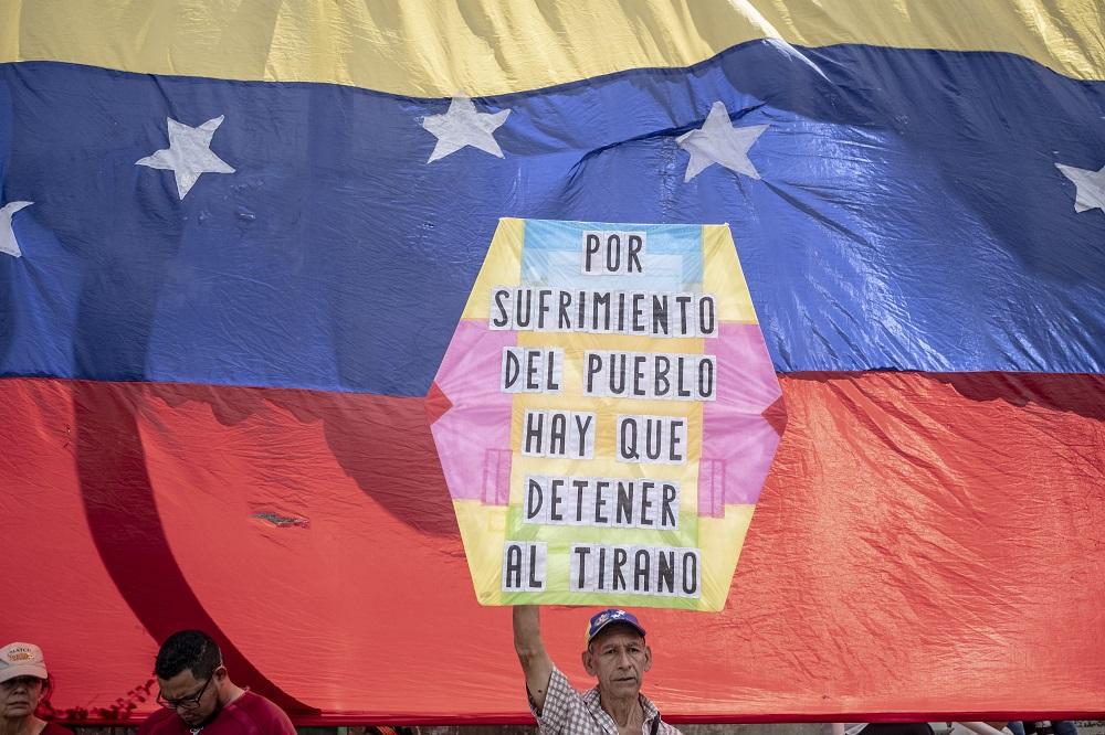 'Take this Humanitarian Disaster in Venezuela Seriously' Says Ambassador Brownfield