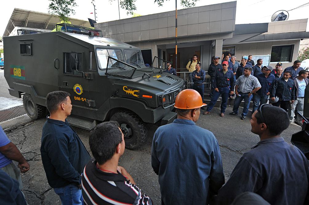 La crisis empresarial en Venezuela