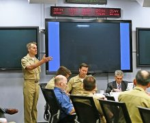 4th Fleet Commander Hosts Partner Nations For Senior Leadership Discussion