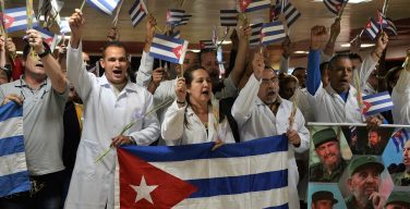 Cuban Health Workers Were Not Doctors, Bolivia's Government Reports