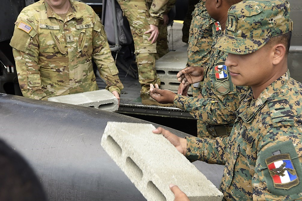 Exercise Mercury Prepares Panamanian and US Forces for Disaster Response