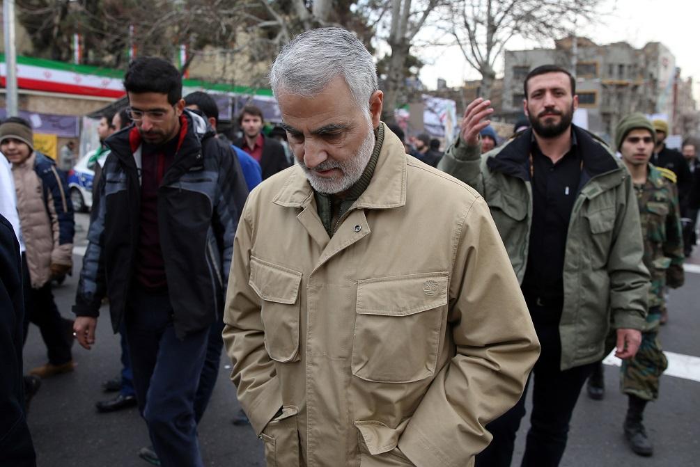 General Qassem Soleimani's Bloody Legacy