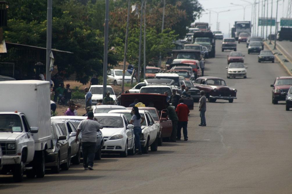 Gas Shortage Affects the Venezuelan Capital