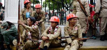 Armed Civilians: The Maduro Militia