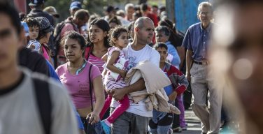 Research: Displacement Of Venezuelans To Surpass That Of Syrians