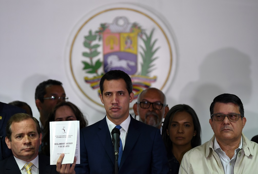 Why Guaidó's Role in the Venezuelan National Assembly Matters