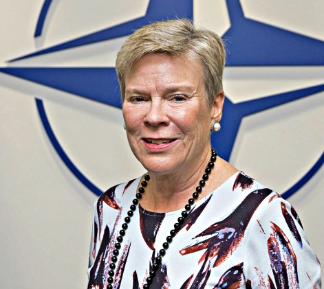 NATO Committed to Working with Partners Around the World Who Share Values and Interests