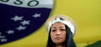 Indigenous Woman Stands Out in the Brazilian Army and Takes On Health Care Role for Indigenous Community