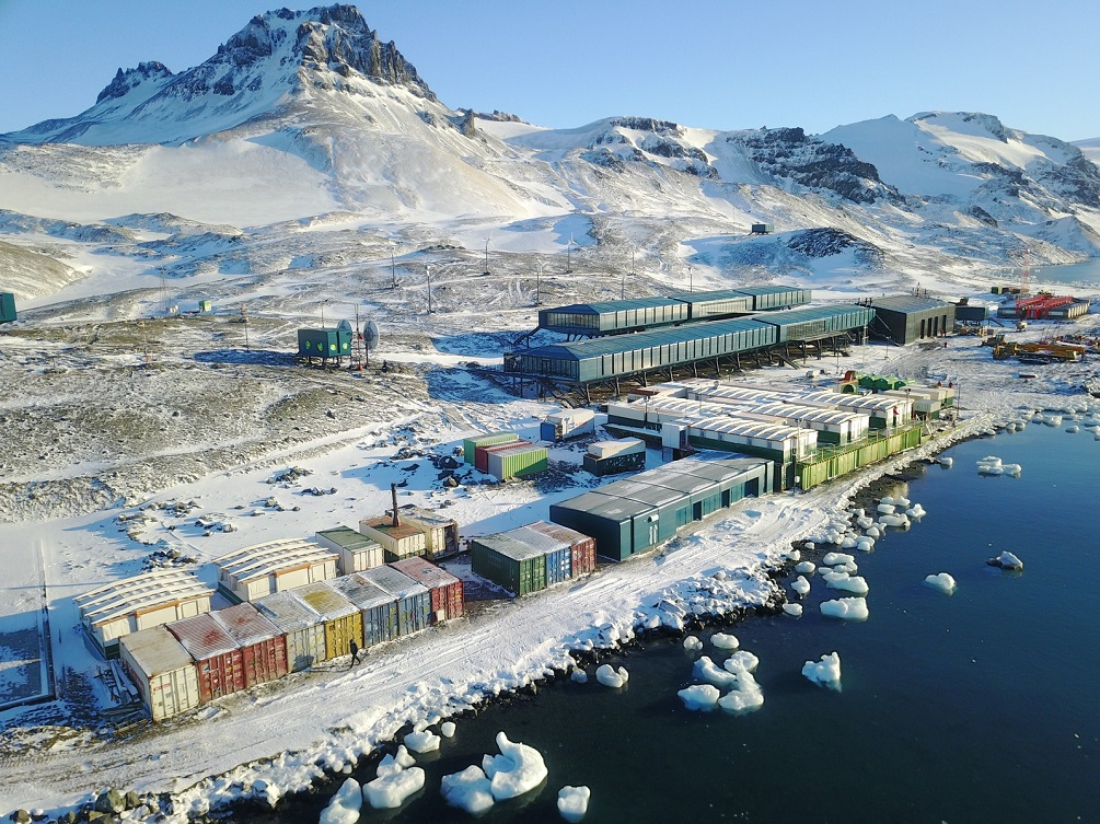 Brazil Launches New Home in Antarctica