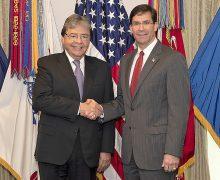 EE. UU. y Colombia cooperan en diversos asuntos