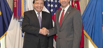 US, Colombia Cooperate on Range of Issues
