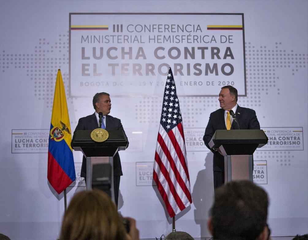 US Denounces Hezbollah Presence in Venezuela at Counterterrorism Summit