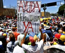 US Sent More than $656 Million in Humanitarian Aid for Venezuelans