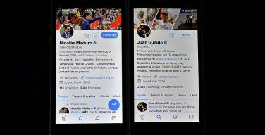 Shaping Online Public Opinion, Maduro's 'Army of Trolls'
