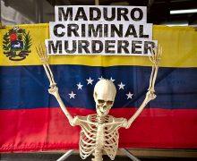 Maduro's Crimes Against Venezuelans Continue