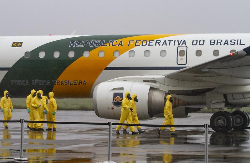 Fuerzas Armadas Brasileñas luchan contra el Coronavirus en Latinoamérica