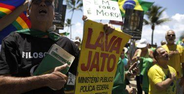 Lecciones de la lucha contra la corrupción en Brasil