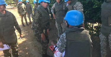 Primeira mulher soldado da Colômbia participa de missão de paz no Saara Ocidental
