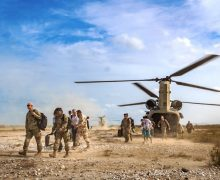 Exercise Vita: JTF-Bravo, Colombian Partners Conduct Interoperability Training in La Guajira